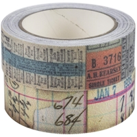Εικόνα του Tim Holtz Idea-Ology Fabric Tape