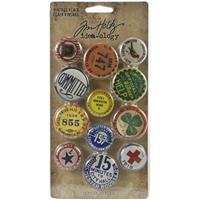 Εικόνα του Idea-Ology Metal Adornments - Vintage Flair