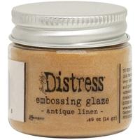Εικόνα του Tim Holtz Distress Embossing Glaze - Antique Linen