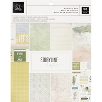 "Εικόνα του Heidi Swapp Storyline Chapters Project Pad 7.5""X9.5"" - The Scrapbooker"