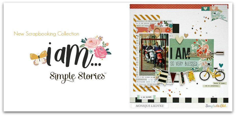I am Scrapbooking Collection