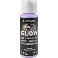 Εικόνα του Americana Glow In The Dark Paint - Purple
