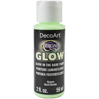 Εικόνα του Americana Glow In The Dark Paint - Green