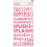 Εικόνα του Sun & Fun Thickers Stickers - Phrases