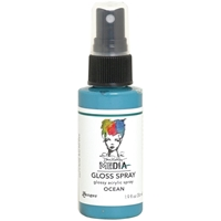 Εικόνα του Dina Wakley Media Gloss Sprays - Ocean