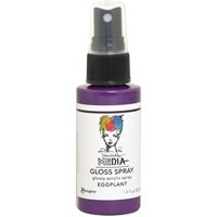 Εικόνα του Dina Wakley Media Gloss Sprays - Eggplant