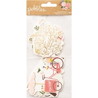 Εικόνα του Lovely Moments Ephemera Cardstock Die-Cuts