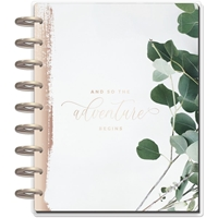 Εικόνα του Happy Planner 12-Month Undated Classic Planner - Wedding Adventure