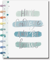 Εικόνα του Happy Planner Medium Journaling Notebook - Have Courage & Be Brave
