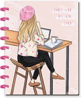 Εικόνα του Happy Planner Medium Journaling Notebook - Dream Girl X Rongrong