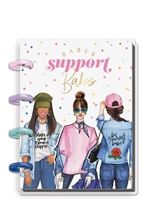 Εικόνα του Happy Planner Micro Memo Book - Babes Support