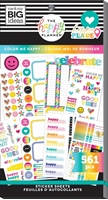 Εικόνα του Create 365 Happy Planner Sticker Value Pack - Color Me Happy