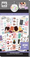 Εικόνα του Create 365 Happy Planner Sticker Value Pack - Stronger Together