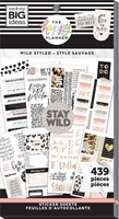 Εικόνα του Create 365 Happy Planner Sticker Value Pack - Wild Styled