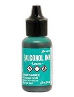 Εικόνα του Tim Holtz Alcohol Ink - Μελάνι Οινοπνεύματος - Laguna