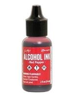 Εικόνα του Tim Holtz Alcohol Ink - Μελάνι Οινοπνεύματος - Red Pepper