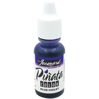 Εικόνα του Jacquard Pinata Color Alcohol Ink .5oz - Blue Violet