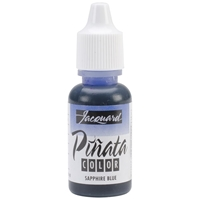 Εικόνα του Jacquard Pinata Color Alcohol Ink .5oz - Sapphire Blue
