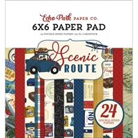 "Εικόνα του Echo Park Double-Sided Paper Pad 6""X6"" - Scenic Route"