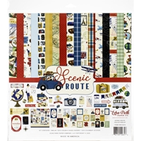 "Εικόνα του Echo Park Collection Kit 12""X12"" - Scenic Route"