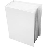 """Εικόνα του 49 & Market Foundations Album 6""""X8"""" - White"""