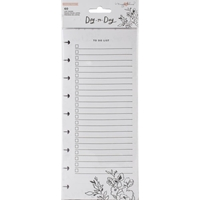 Εικόνα του Maggie Holmes Day-To-Day Dbl-Sided Notepad - Shopping & To-Do List