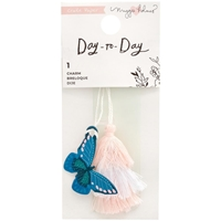 Εικόνα του Maggie Holmes Day-To-Day Charm Bookmark - Butterfly