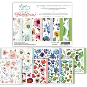 Picture of Mintay Papers Flora 2 Die-Cut Book