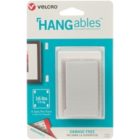 Εικόνα του Velcro® Brand HANGables Removable Wall Fasteners 3'' x .75""