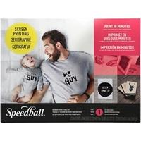 Εικόνα του Speedball Paper Stencil Beginner Screen Printing Kit - Κιτ Μεταξοτυπίας με στενσιλ(Beginner)