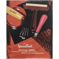 Εικόνα του Speedball Block Printing Tools - Κιτ Χαρακτικής
