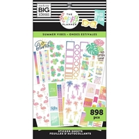 Εικόνα του Happy Planner Sticker Value Pack - Summer Vibes