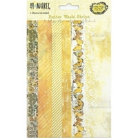 Εικόνα του 49 And Market Washi Tape - Vintage Artistry Butter