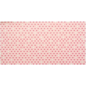 """Picture of American Crafts Washable Smooth Paper 12""""X24"""" - Hearts"""
