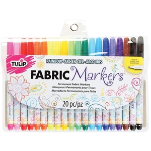 Picture of Tulip Writer Fabric Marker - Μαρκαδόροι για Υφασμα