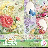 """Εικόνα του Ciao Bella Double-Sided Paper Pack 12""""X12"""" - Microcosmos"""