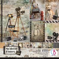 """Εικόνα του Ciao Bella Double-Sided Paper Pack 12""""X12"""" - Modern Times"""