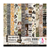 Picture of Ciao Bella Double-Sided Paper Pack 6''x6'' - Modern Times