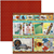 """Picture of Ciao Bella Double-Sided Paper Pack 12""""X12"""" - Hipster"""