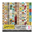 Picture of Ciao Bella Double-Sided Paper Pack 6''x6'' - Hipster