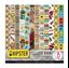 Εικόνα του Ciao Bella Double-Sided Paper Pack 6''x6'' - Hipster