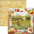 "Picture of Ciao Bella Double-Sided Paper Pack 12""X12"" - Under the Tuscan Sun"