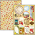 Picture of Ciao Bella Double-Sided Paper Pack A4 - Under the Tuscan Sun