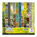 Εικόνα του Ciao Bella Double-Sided Paper Pack 6''x6'' - Start Your Engines