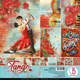 """Εικόνα του Ciao Bella Double-Sided Paper Pack 12""""X12"""" - Tango"""