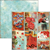 Picture of Ciao Bella Double-Sided Paper Pack 6''x6'' - Tango