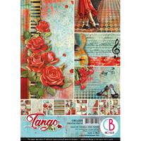 Εικόνα του Ciao Bella Double-Sided Paper Pack A4 - Tango