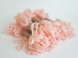 Εικόνα του Shabby Crinkled Seam Binding Ribbon - Pink Ice
