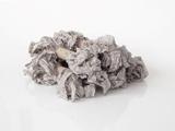 Εικόνα του Shabby Crinkled Seam Binding Ribbon - Pearl Grey