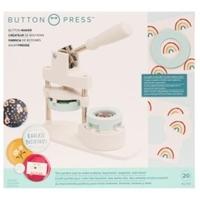 Εικόνα του We R Memory Keepers Button Press Kit - Κατασκευή Κουμπιών